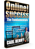 eBOOK Cover 3D Upright1 Carl HEnry ONLINE! SUCCESS SIZE:100px x 100px TYPE: PNG
